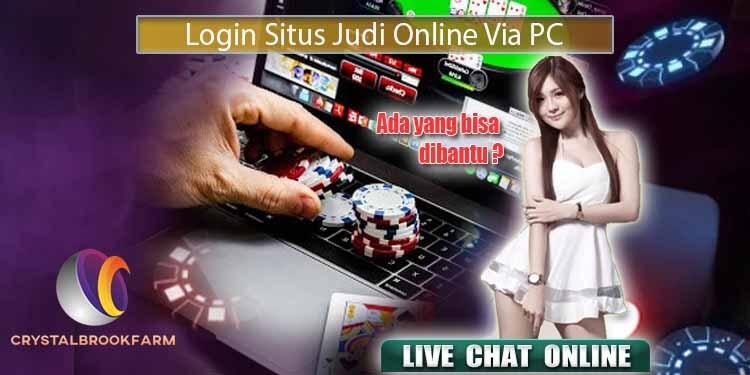 Mengenal 2 Cara Login Situs Judi Online